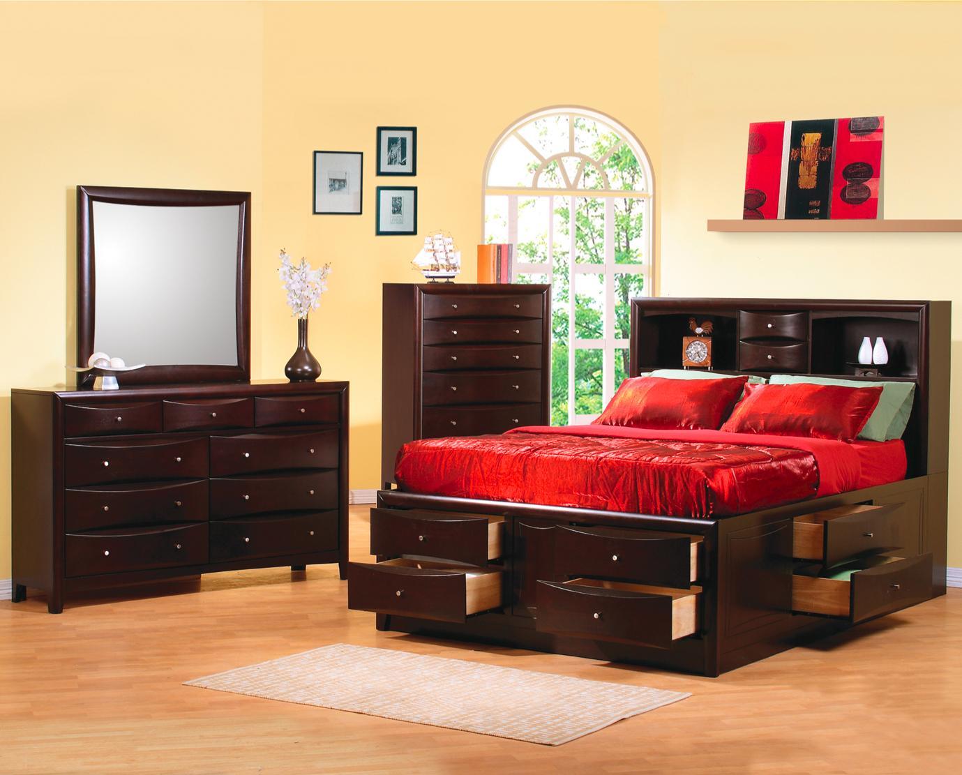 Coaster Furniture - Phoenix Bedroom Set | Broadway Furniture