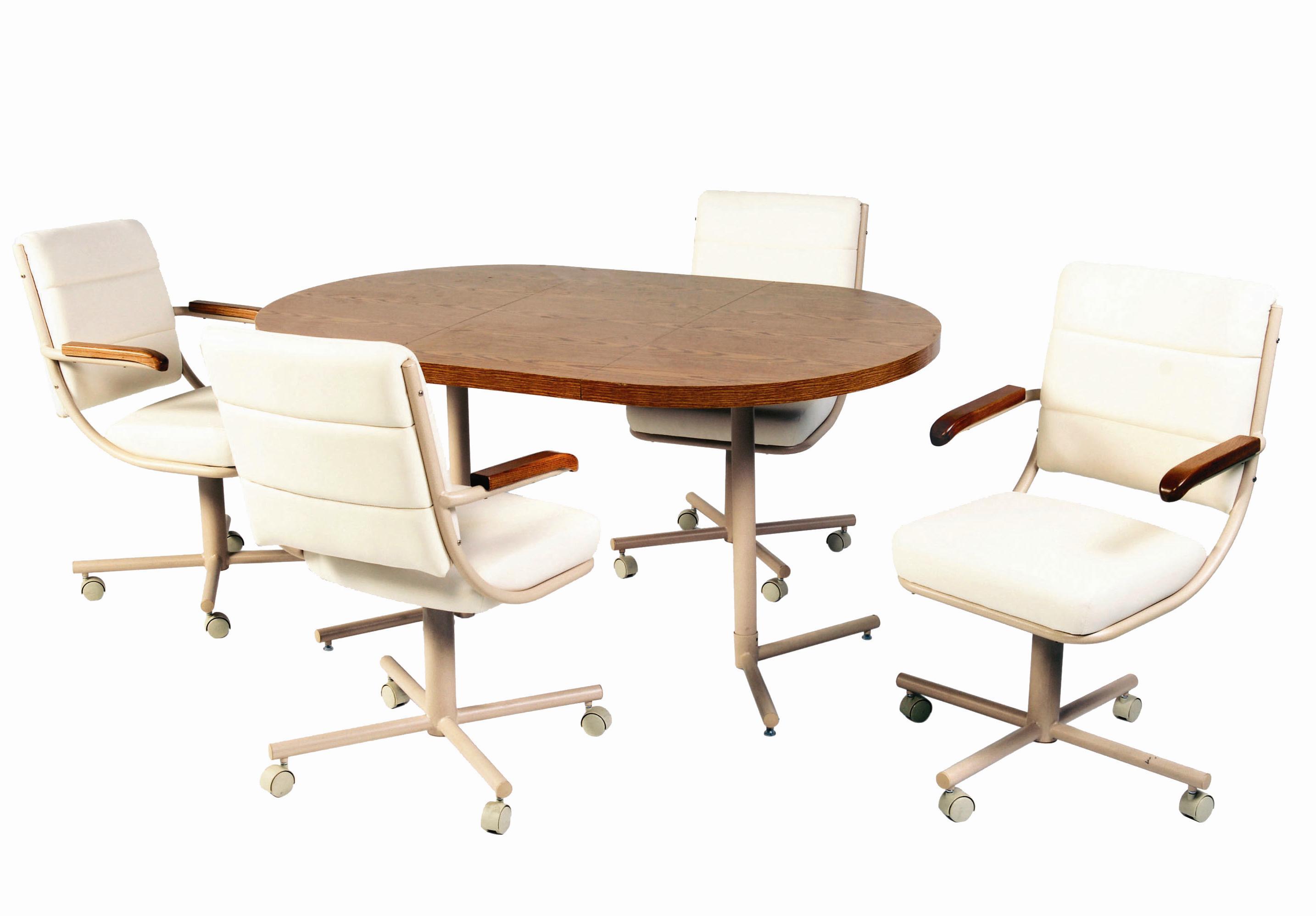 douglas casual furniture caster dinnette dining set broadway
