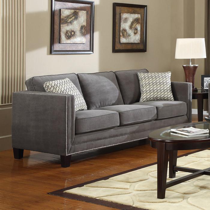 Marvelous Emerald Home Furnishings Carlton Sofa