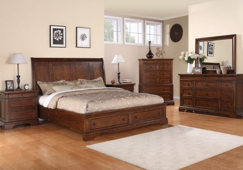 ... Emerald Home Furnishings  Liberty Bedroom Collection