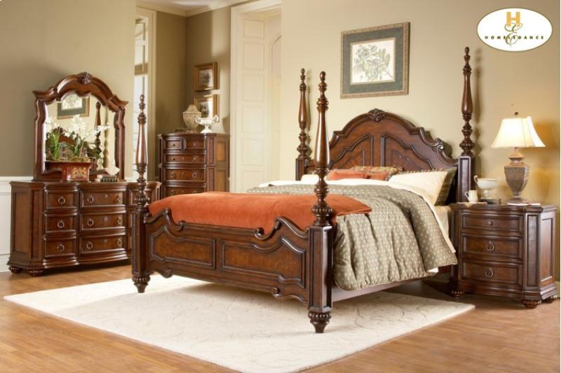 Homelegance Prenzo Bedroom Collection