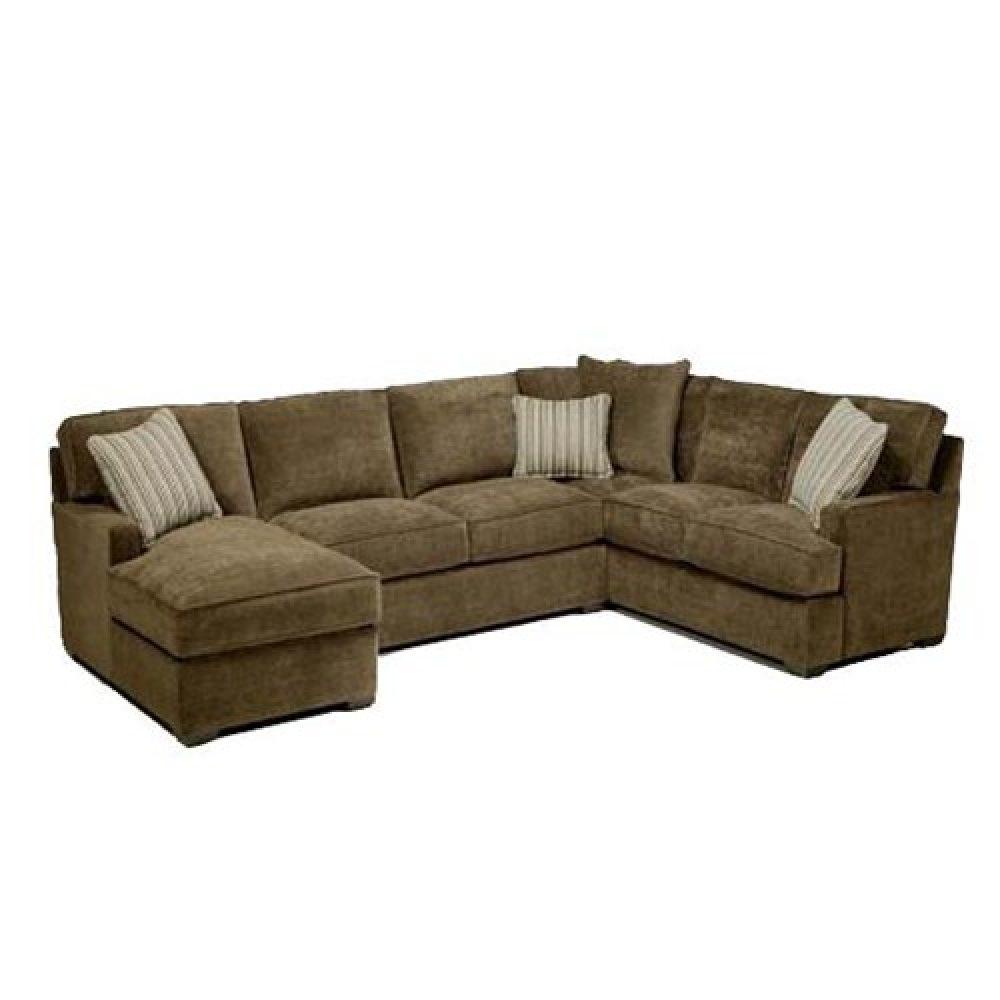 Jonathan Louis Tyler Contemporary 3 Piece Sectional Sofa
