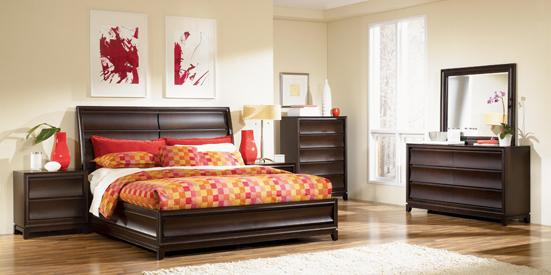 Magnussen Bedroom Furniture The Meridian Set by  Broadway