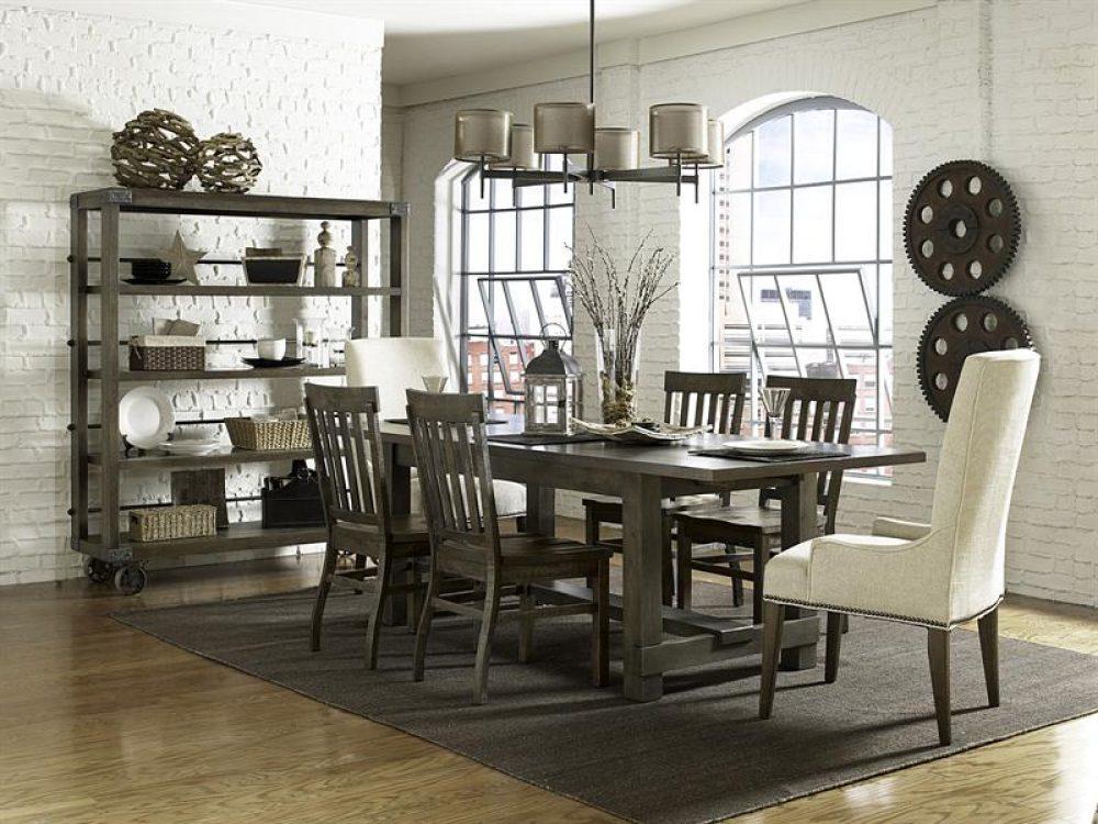 Magnussen Home Karlin Dining Room Set Broadway Furniture Enchanting Magnussen Dining Room Furniture