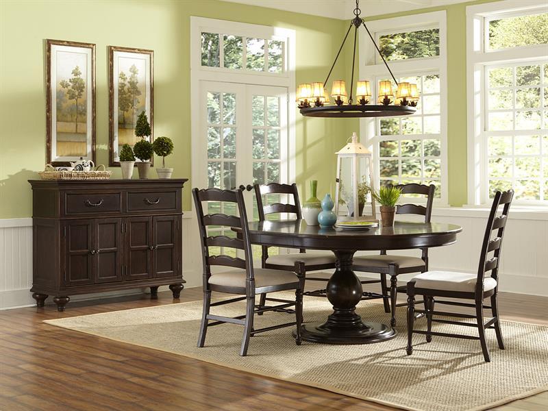 Magnussen Home Loren Dining Room Set