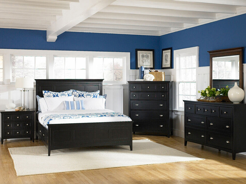 Magnussen Home Southampton Bedroom Set Broadway Furniture