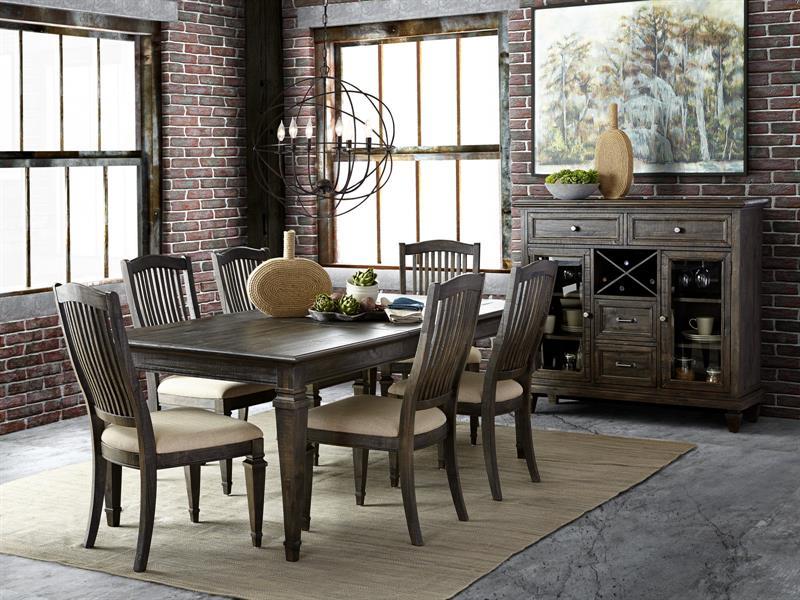 magnussen dining room furniture magnussen home karlin dining room set broadway furniture. Black Bedroom Furniture Sets. Home Design Ideas