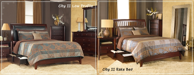 Modus City II Bedroom Collection Broadway Furniture
