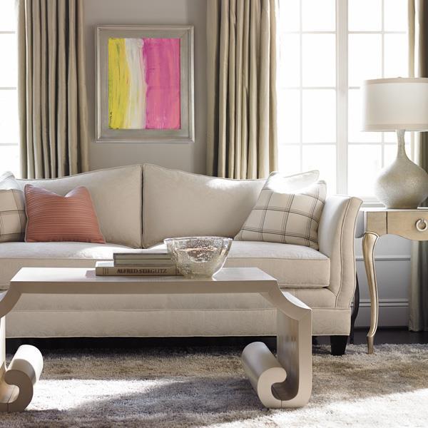 Schnadig Furniture Pretty In Pink Sofa Broadway Furniture
