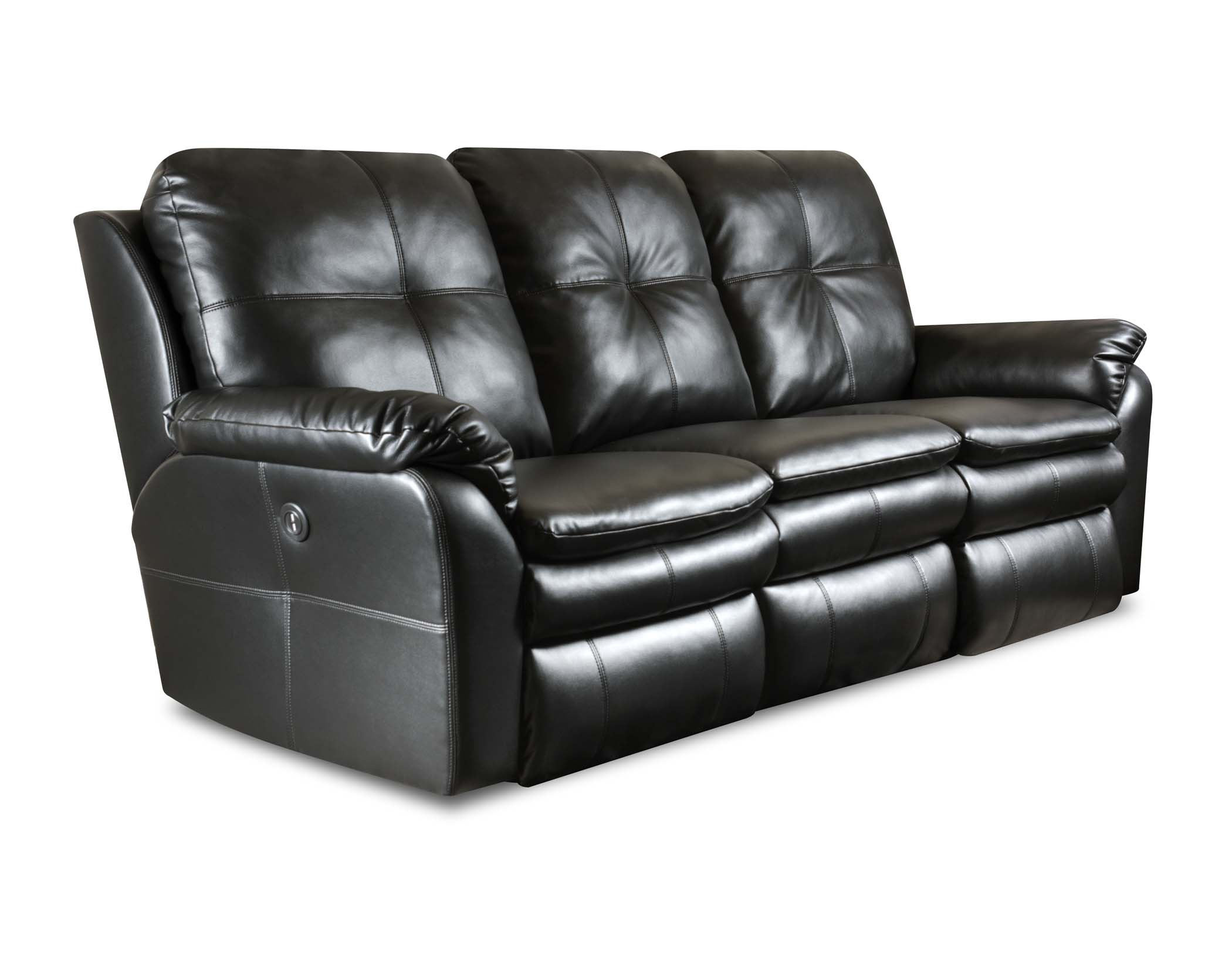 Southern Motion   Axis Mystro Black Sofa