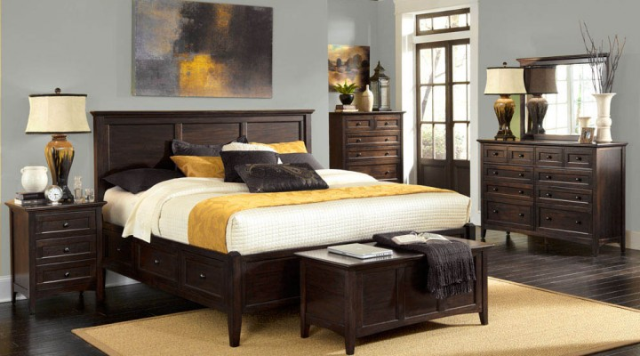 A America Westlake Bedroom Collection Broadway Furniture