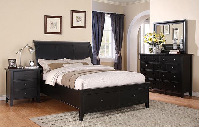 Winners Only Vintage Bedroom Set | Broadway Furniture