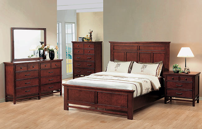 Winners Only Willow Creek Bedroom Set Broadway Furniture