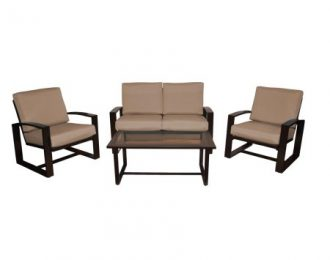 Affilato Spuncrylic Outdoor Living Room Set By Emerald Home Furnishings