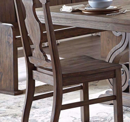 Toulon Side Chair by Homelegance