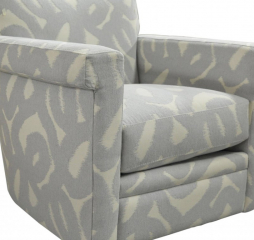 Percy Swivel Chair by Jonathan Louis