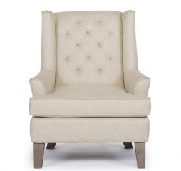 Rebecca Wing Back Chair by Best Home Furnishings