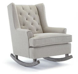 Paisley Wing Back Chair by Best Home Furnishings