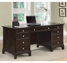 Garson Executive Desk by Coaster