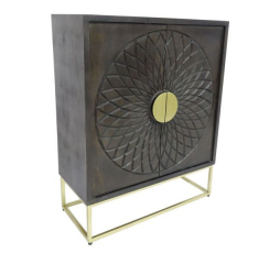 Parabola Two Door Cabinet by Porter