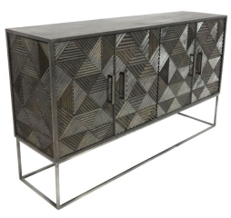 Palermo Four Door Sideboard by Porter