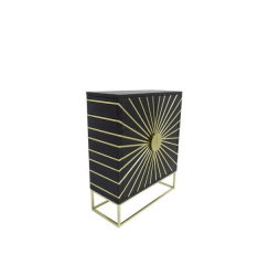 Blaze Two Door Cabinet by Porter