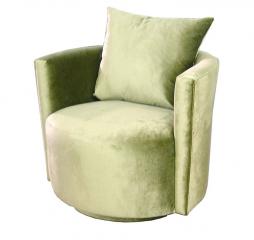 Spectrum Swivel Chair by Jonathan Louis