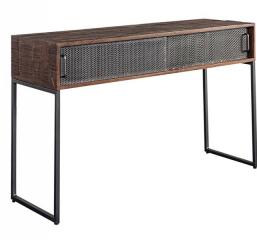 Metropolitan Sliding Door Console Table by Porter