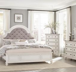 Baylesford Bed by Homelegance