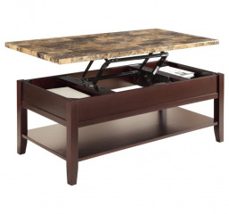 Orton Lift Top Cocktail Table by Homelegance