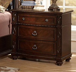 Hillcrest Nightstand by Homelegance