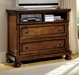 Cumberland TV Chest by Homelegance