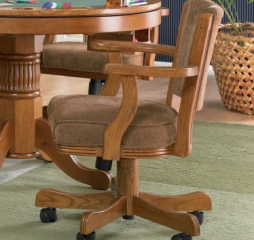 Mitchell Marietta Amber Game Chair by Coaster