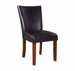 Telegraph Upholstered Parson Chair by Coaster