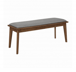 Alfredo Upholstered Dining Bench by Coaster
