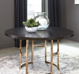 Benton Round Dining Table by Coaster