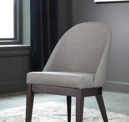 Benton Curved Back Dining Chair by Coaster