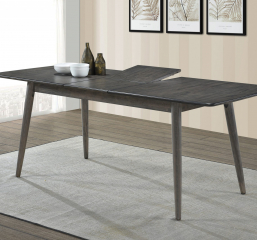 Eureka Dining Table w/ Butterfly Leaf by Coaster