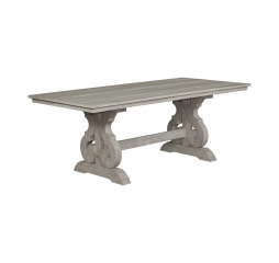 Helena Scroll Base Dining Table by Coaster