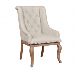 Brockway Cove Tufted Arm Chair by Coaster