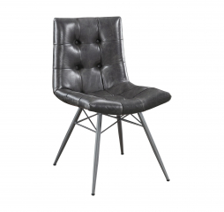 Dittnar Tufted Dining Chairs by Coaster