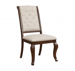 Brockway Cove Tufted Side Chair by Coaster