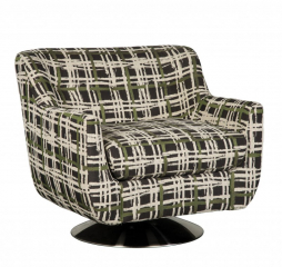 Azalea Swivel Chair by Jonathan Louis