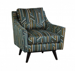 Carrie Swivel Chair by Jonathan Louis