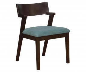 Jarmen Upholstered Dining Chair by Coaster