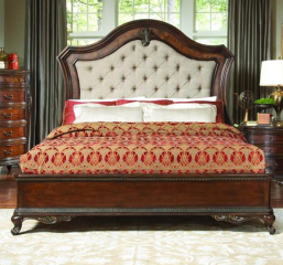 Bonaventure Park Bed by Homelegance