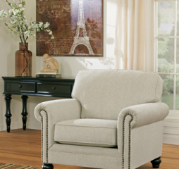 Milari Linen Chair Signature Design by Ashley