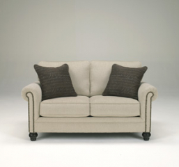 Milari Linen Loveseat Signature Design by Ashley