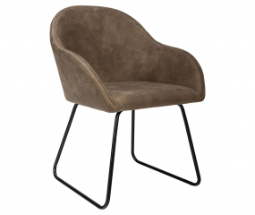 Arcadia Upholstered Side Chair by Coaster