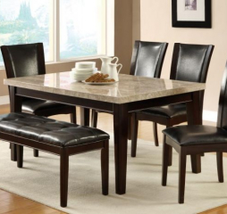Hahn Dining Table by Homelegance